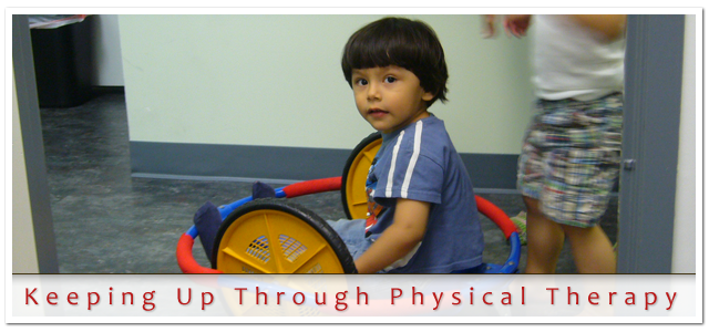 Pediatric Physical Therapy in Los Angeles, CA